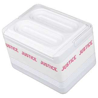 Elegant and Beautiful Typography || Justice Cooler