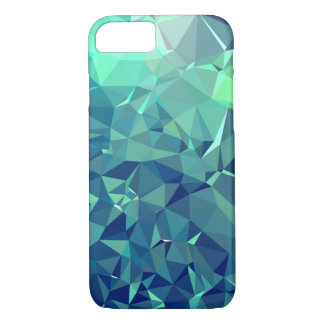 Elegant and Modern Geo Art - Magnificent Glacier iPhone 8/7 Case
