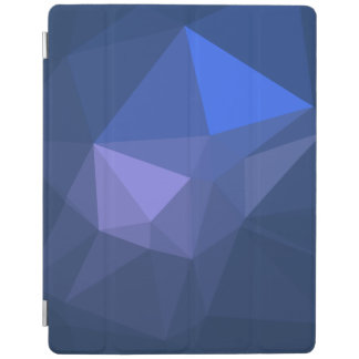 Elegant and Modern Geo Designs - Flying Dolphin iPad Cover
