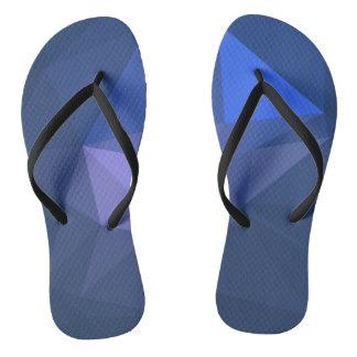 Elegant and Modern Geo Designs - Flying Dolphin Thongs