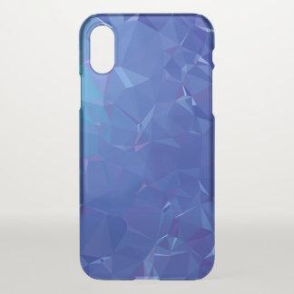 Elegant and Modern Geo Designs - Heavenly Splash iPhone X Case
