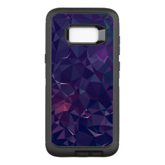 Elegant and Modern Geo Designs - Violet Amethyst OtterBox Defender Samsung Galaxy S8+ Case