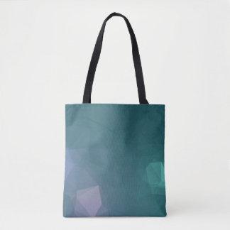 Elegant and Modern Geometric Art - Binary Stars Tote Bag