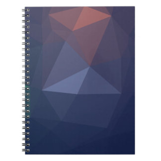 Elegant and Modern Geometric Art - Destiny Soul Notebook