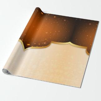 Elegant Arabian Wrapping Paper