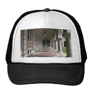 Elegant archway, southern Texas, U.S.A. Hats