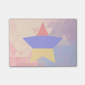 Elegant Armenia flag heart Post-it® Notes