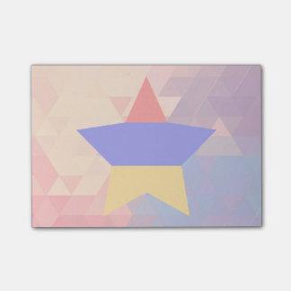Elegant Armenia flag heart Post-it Notes