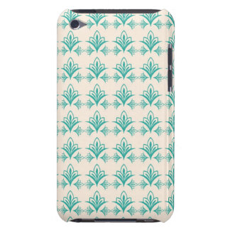Elegant Art Nouveau Abstract Floral Barely There iPod Cover