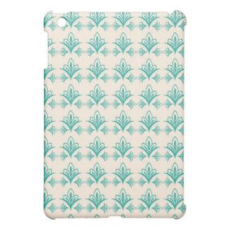 Elegant Art Nouveau Abstract Floral iPad Mini Case