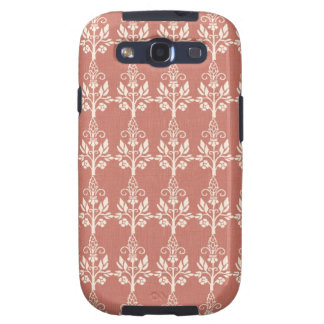 Elegant Art Nouveau Floral Samsung Galaxy S3 Covers