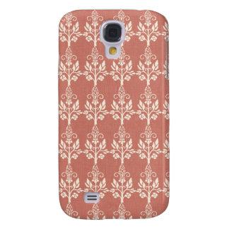 Elegant Art Nouveau Floral Galaxy S4 Case