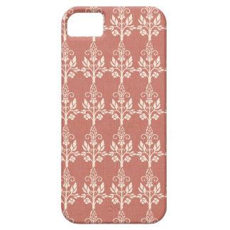 Elegant Art Nouveau Floral iPhone 5 Cases