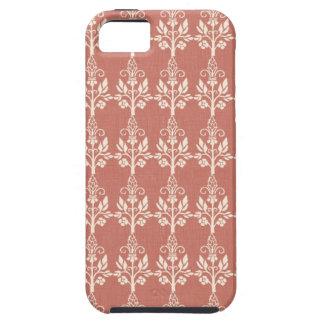 Elegant Art Nouveau Floral iPhone 5 Covers
