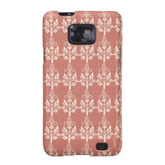 Elegant Art Nouveau Floral Samsung Galaxy S2 Cover