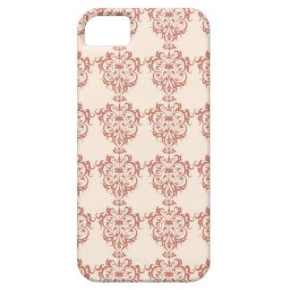 Elegant Art Nouveau Swrly Floral Case For The iPhone 5