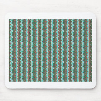 Elegant Artistic Waves Pattern Texture on Gifts 99 Mouse Pad