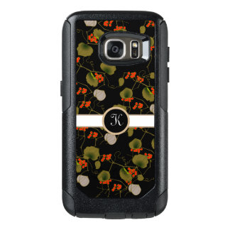 Elegant Asian Floral OtterBox Samsung Galaxy S7 Case