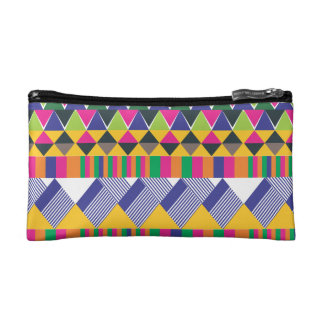 Elegant aztec design Small Cosmetic  Bag Cosmetic Bags