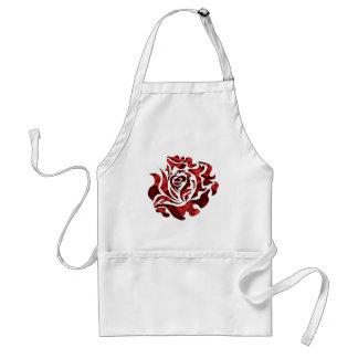 Elegant, Beautiful Rose Standard Apron