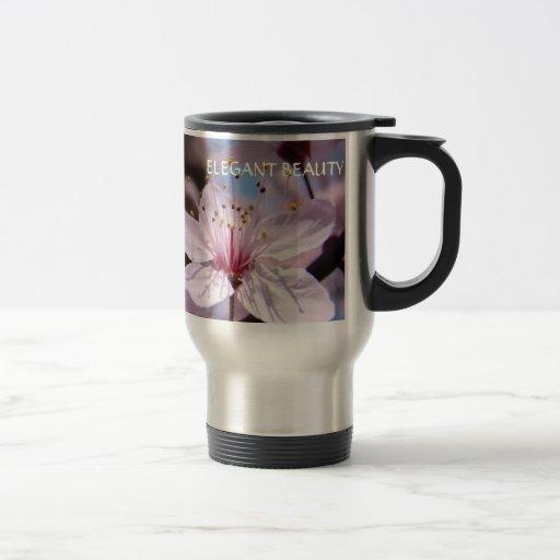 ELEGANT BEAUTY Coffee Mug Gifts SPRING BLOSSOMS