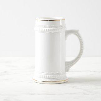elegant beer mug
