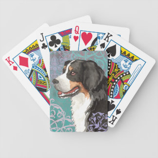 Elegant Berner Bicycle Playing Cards