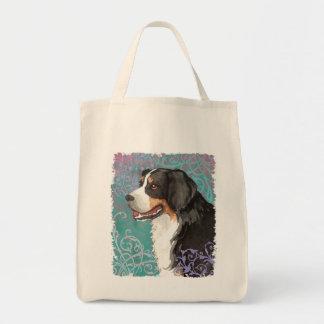 Elegant Berner Tote Bag