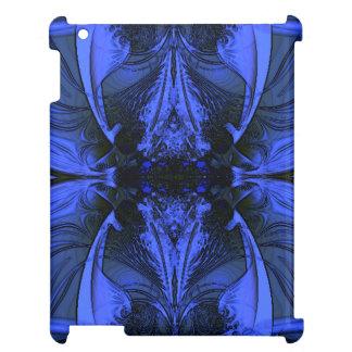 Elegant Blue Digital Design Case For The iPad 2 3 4