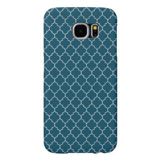 Elegant blue morocco Pattern