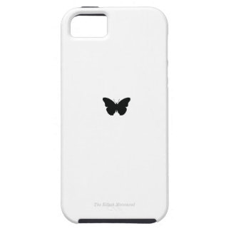Elegant butterfly (black) iPhone 5 covers