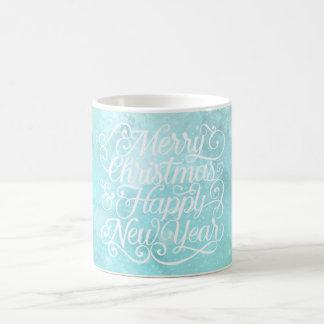 Elegant Christmas and New Year | Classic Mug