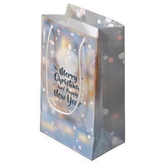 Elegant Christmas & Happy New Year | Gift Bag