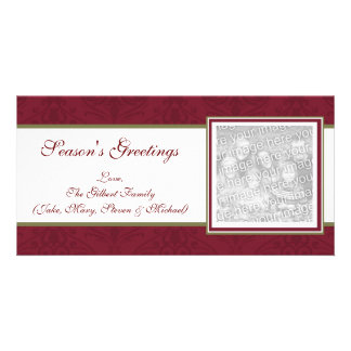 Elegant Christmas Photo Cards