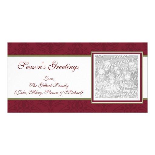 Elegant Christmas Photo Cards