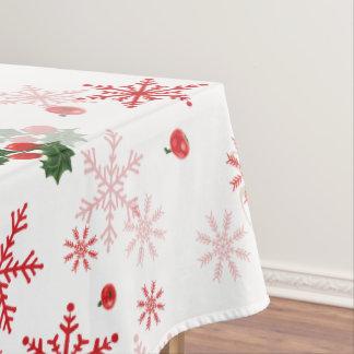 Elegant Christmas Tablecloth