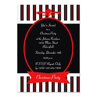Elegant Christmas Xmas Party Invitation