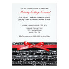 Elegant classic music concert recital invitation