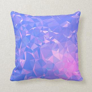 Elegant & Clean Geo Designs - Fiery Independence Cushion