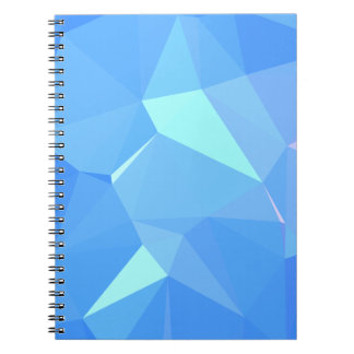 Elegant & Clean Geo Designs - Triumph Destiny Notebook