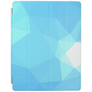 Elegant & Clean Geometric Designs - Baby Powder iPad Cover