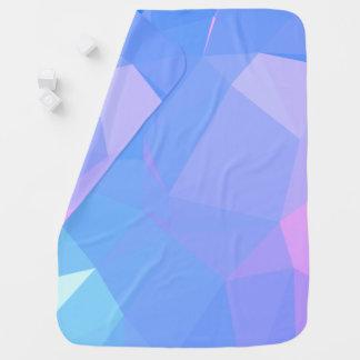 Elegant & Clean Geometric Designs - Bloom Season Baby Blanket