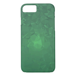 Elegant & Clean Geometric Designs - Cavern Moss iPhone 8/7 Case