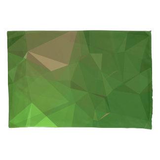 Elegant & Clean Geometric Designs - Dragon Scale Pillowcase