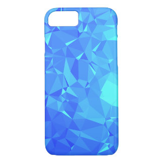 Elegant & Clean Geometric Designs - Glacier Point iPhone 8/7 Case