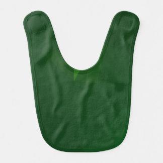 Elegant & Clean Geometric Designs - Jade Solid Bib