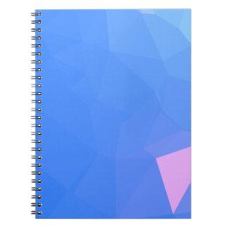 Elegant & Clean Geometric Designs - Pelican Island Notebook