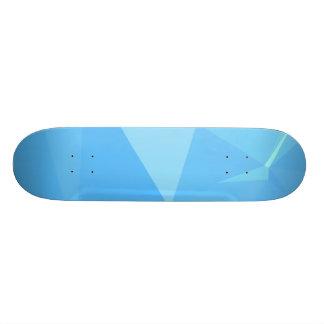 Elegant & Clean Geometric Designs - Seagull Nature Skateboard