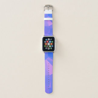 Elegant & Clean Geometric Designs - Turtle Island Apple Watch Band
