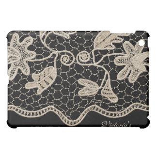 Elegant Crochet Lace iPad Mini Case